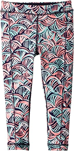 Lilly Pulitzer Kids - UPF50+ Mini Weekender Leggings (Toddler/Little Kids/Big Kids)