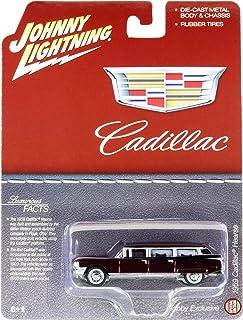 1966 66 CADDY CADILLAC HEARSE RARE 1:64 SCALE COLLECTIBLE DIECAST MODEL CAR
