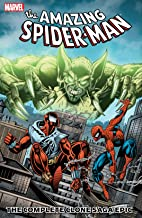 Spider-Man: The Complete Clone Saga Epic - Book Two