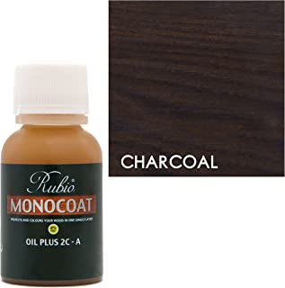 Rubio Monocoat Oil Plus Part A, Charcoal, 100ML