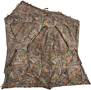 Ameristep Distorter Kick-Out Ground Hunting Blind in Mossy Oak Break-Up Country
