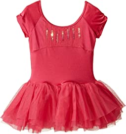 Bloch Kids Sequin Trimmed Tutu Dress (Toddler/Little Kids/Big Kids)