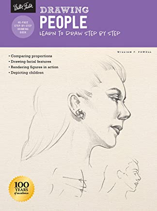 Drawing: People with William F. Powell: Learn to draw step by step