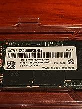 Intel SSD 600p Series SSDPEKKW256G7X1 (256 GB, M.2 80mm PCIe NVMe 3.0 x4, 3D1, TLC) Reseller Single Pack