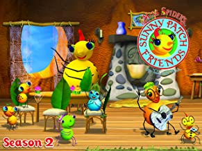 Miss Spider's Sunny Patch Friends Season 2