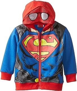 superman hoodie toddler