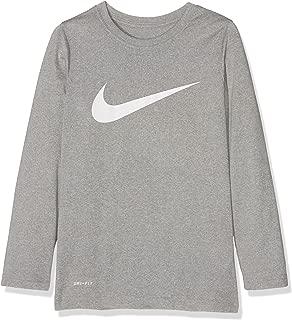 Boys Legend Long Sleeve Athletic T-Shirt