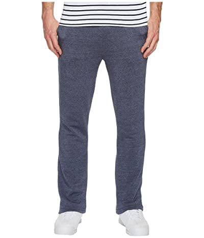 Alternative Eco Fleece The Hustle Open Bottom Sweatpants (Eco True Navy) Men