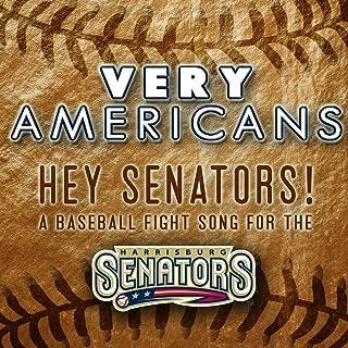 Hey Senators! (A Baseball Fight Song for the Harrisburg Senators)