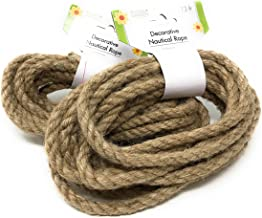 Decorative Rope,Craft Rope,Animal Halters,Circus 40mm Black Natural Cotton Rope