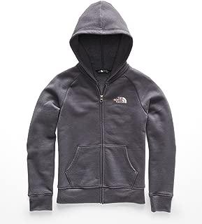 The North Face Girl's Logowear Full Zip Hoodie