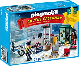 PLAYMOBIL® Advent Calendar - Jewel Thief Police Operation