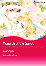 Monarch of The Sands: Harlequin comics (English Edition)