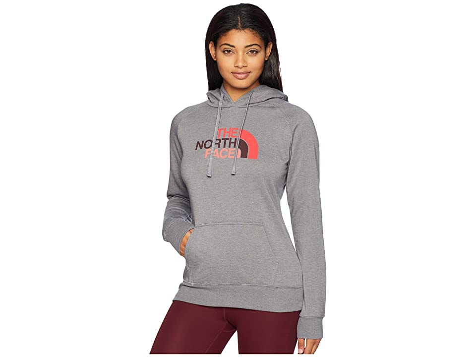 The North Face Half Dome Pullover Hoodie (TNF Medium Grey Heather Multi) Women