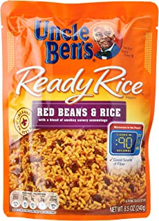 Uncle Ben`s Ready Rice Red Beans & Rice, 8.5 oz