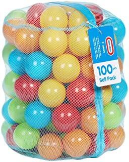 Little Tikes 100piece Ball Pack Toy, Multi-Colour, 642821