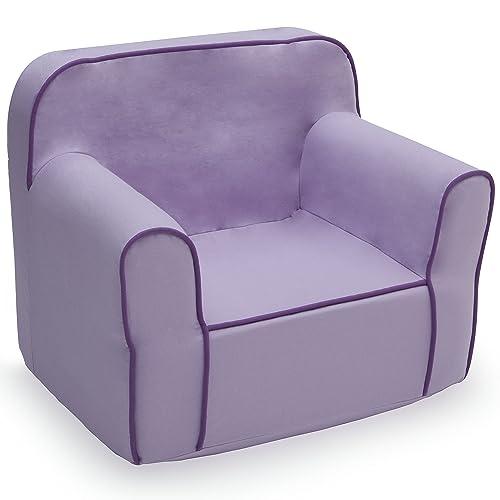 Charmant Delta Children Foam Snuggle Chair, Purple