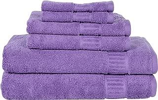 Best purple decorative towels Reviews
