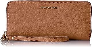 Michael Kors Womens Money Pieces Purse Brown (Acorn)