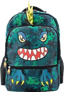 HiFenly Lightweight Kids Backpack for Kindergarten or Elementary Child Durable and Cute Bookbag for boys&girls