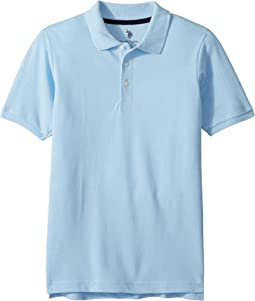 Basic Pique Polo (Little Kids/Big Kids)