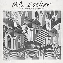 M.C. Escher Wall Calendar (2017)
