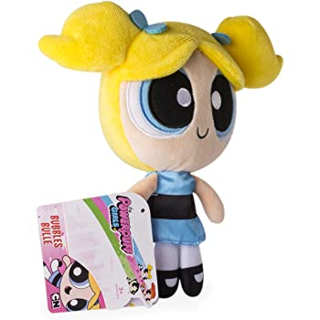 "SN The Powerpuff Girls Pack 3 plush toy Quality super soft Bubbles 9/""// 25 cm"