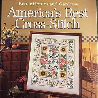 Americas Best Cross Stitch