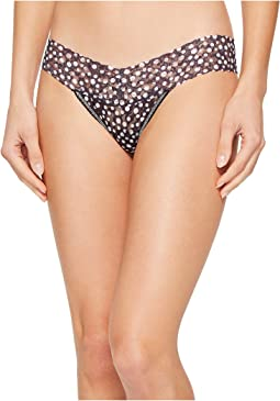 Hanky Panky - Flurries Low Rise Thong