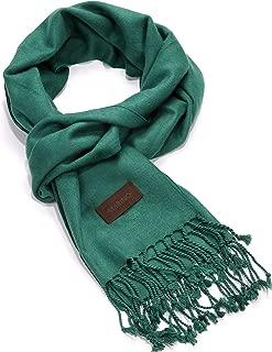 Marino's Winter Cashmere Feel Unisex Men And Women Scarf, 100% Cotton Fashion Scarves, In Elegant Gift Box