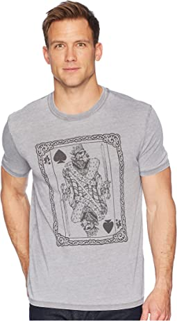 Lucky Brand Poker King Tee