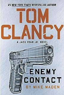 Tom Clancy Enemy Contact (A Jack Ryan Jr. Novel Book 6)