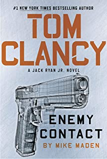 Tom Clancy Enemy Contact (Jack Ryan Universe Book 27)