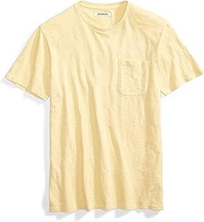Amazon Brand - Goodthreads Men's Lightweight Slub Crewneck Pocket T-Shirt