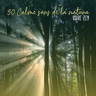 30 Calme sons de la natura: Vivre Zen, Yoga harmonieux, Massages, Bonne humeur, Sommeil profond, Mer, Bien-etre musique, Bruit paisible blanc