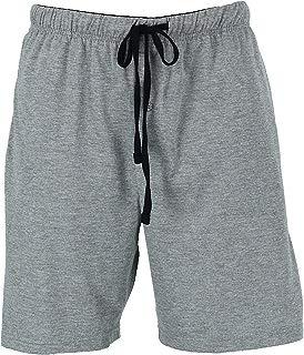 Hanes Men's Jersey Knit Cotton Button Fly Pajama Sleep...
