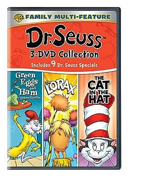 Dr. Seuss Triple Feature