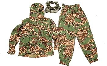SPOSN/SSO Partizan Russian Hunting Hiking Military BDU Uniform Reversible camo Suit
