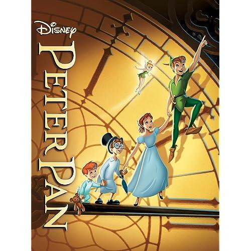 ea5d6d74d0a4 Peter Pan Disney  Amazon.com