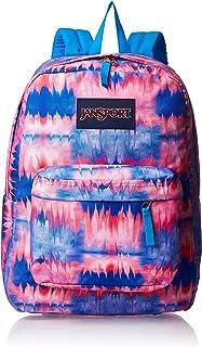 JanSport Unisex-Adult Superbreak Backpack, Neon Smoke - JS00T501