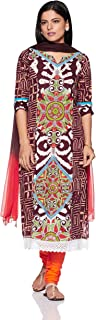 Rain and Rainbow Women's Anarkali Salwar Suit