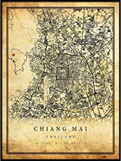 Best chiang mai poster Reviews