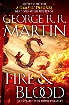 Cover image of Fire & Blood by George R. R. Martin