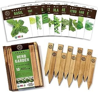 Best mint plant seeds Reviews