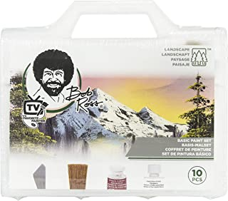 Bob Ross BR16505 Basic Paint Set