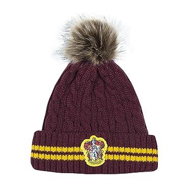 Cinereplicas Harry Potter Beanie Hat Knit Cap - Official