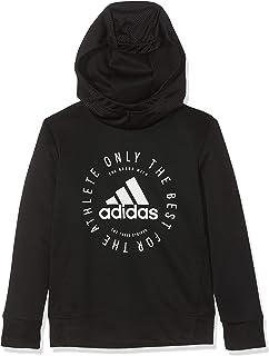 big sale 519f5 7efdd Amazon.it: felpa adidas - Bambini e ragazzi: Abbigliamento