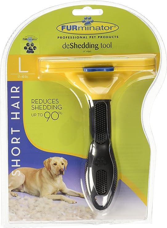 FURminator Undercoat Deshedding Tool for Dogs - Short Hair | Amazon