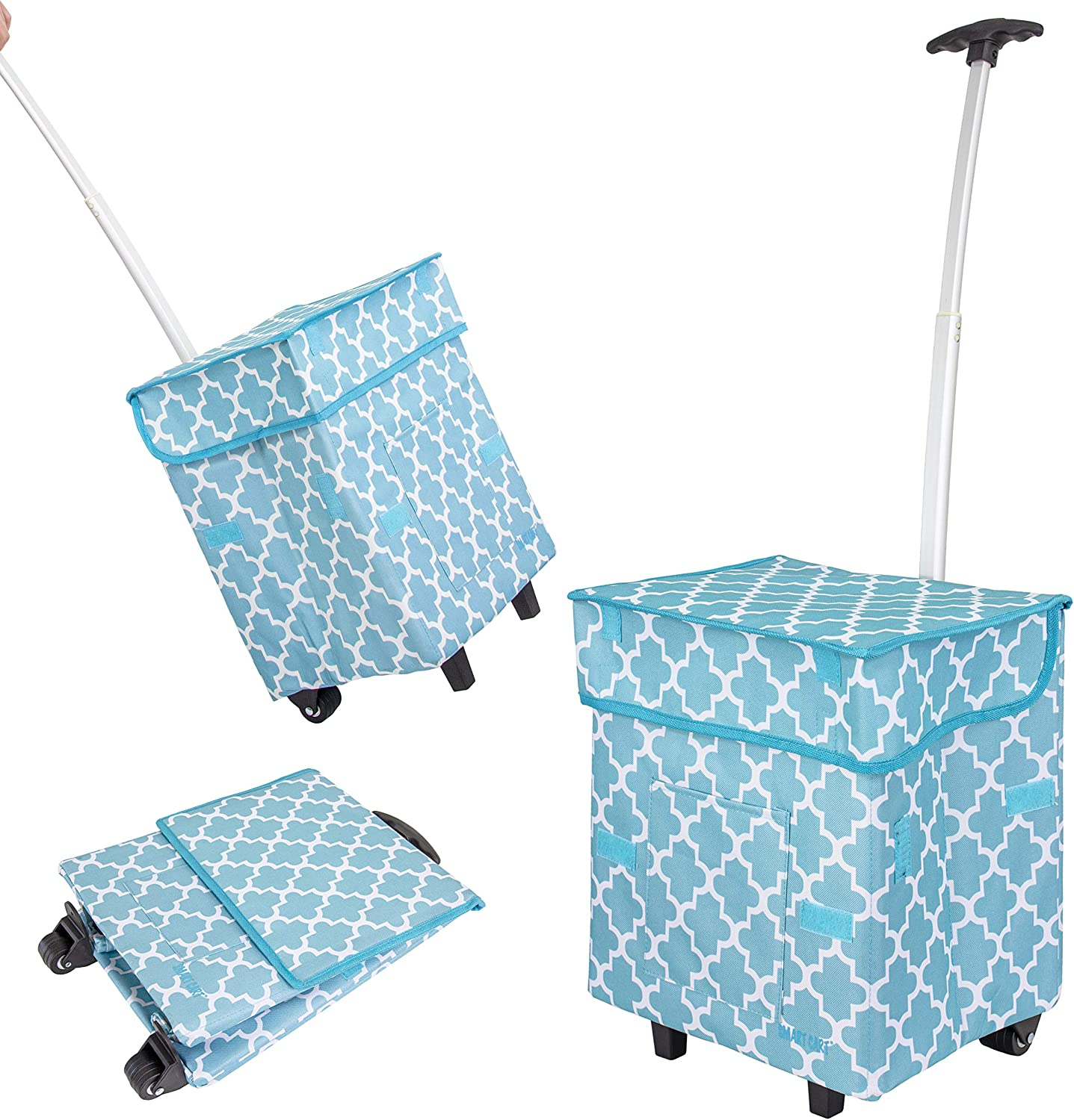 4. dBest Smart Collapsible Cart