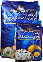 Shehrazade Indian Basmati Rice, 20 Kg + 5 Kg